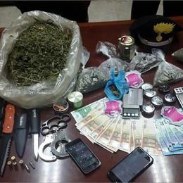 Anzano, droga nelle case Arrestati due ragazzi