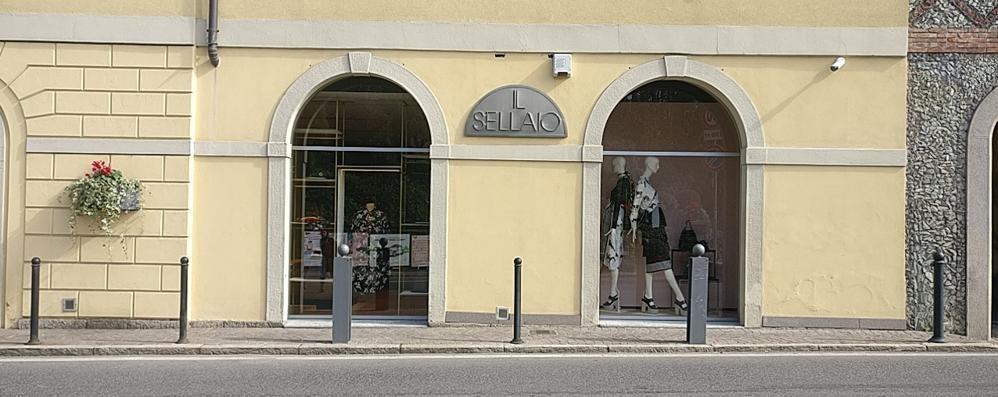 """Colpo a """"Il Sellaio""""  Beffate le telecamere"""