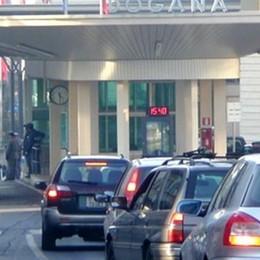 Frontalieri, troppo smog  Il carpooling è la soluzione