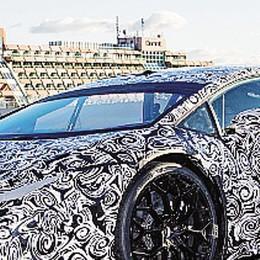 Lamborghini oltre i 300 all'ora  E il record è firmato Mapelli