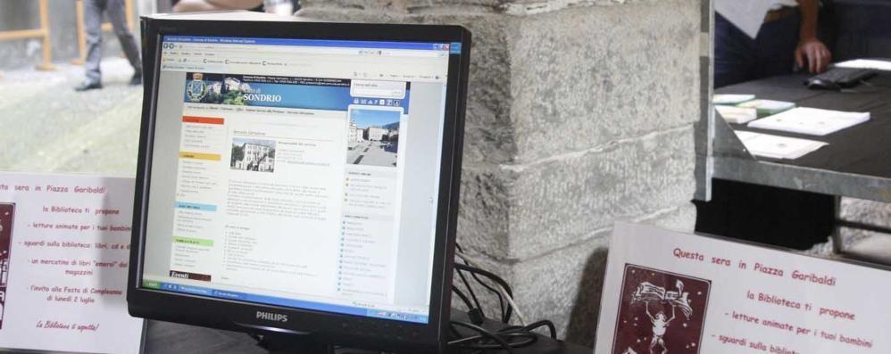 Turismo ed eventi, info point a palazzo Pretorio
