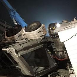 Annone, il crollo del ponte  Il pm dissequestra i piloni