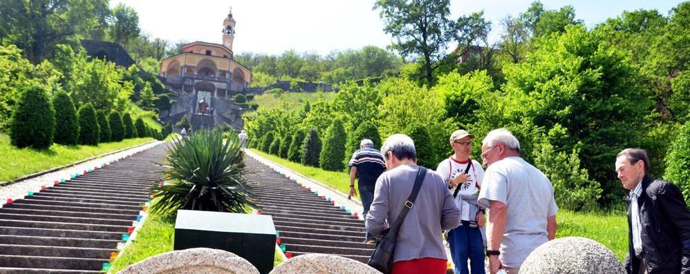Quattro secoli fa apparizione e miracolo  Al Santuario di Imbersago  un anno intero di celebrazioni