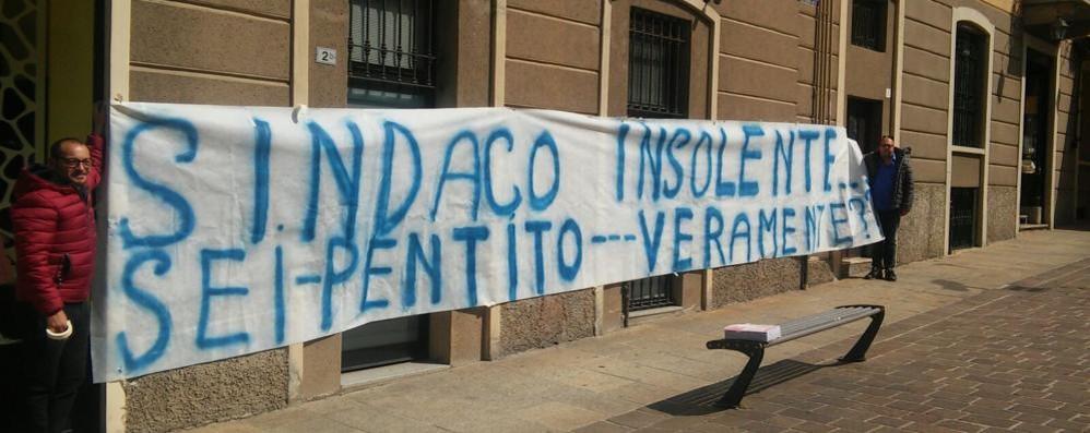«Bizzozero a Napoli per scusarsi»  «No, parlerò della rapina di Stato»