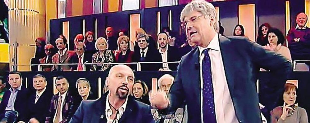 Napoli, uscita choc  del sindaco di Cantù  «Una fogna infernale»