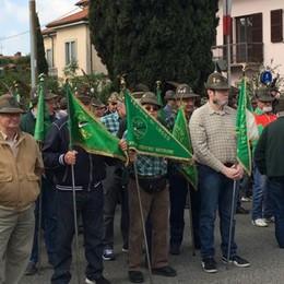 Gruppo degli alpini di Robbiate  Raduno e rancio alla festa dei 45 anni