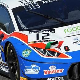 Beretta, debutto sfortunato  A Monza fuori dalla top ten