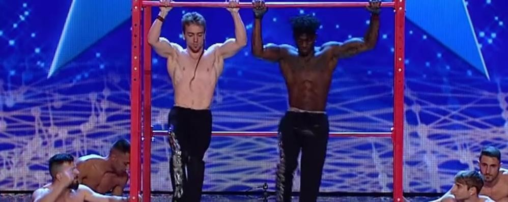 """Da Ballabio a """"Italia's Got Talent""""  Giorgio sogna le semifinali"""