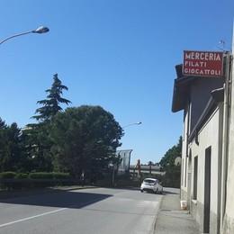 Valmadrera, chiude la merceria  In pensione dopo 37 anni