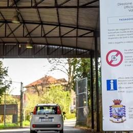 La Svizzera: «Valichi chiusi,   indietro non si torna»