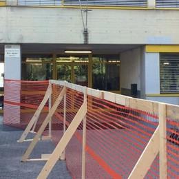 Liceo Agnesi di Merate, rischio crolli  Emergenza. Ma lezioni assicurate