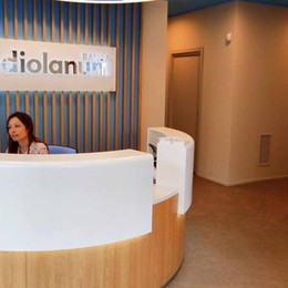 Banca Mediolanum  nuova sede a Lecco