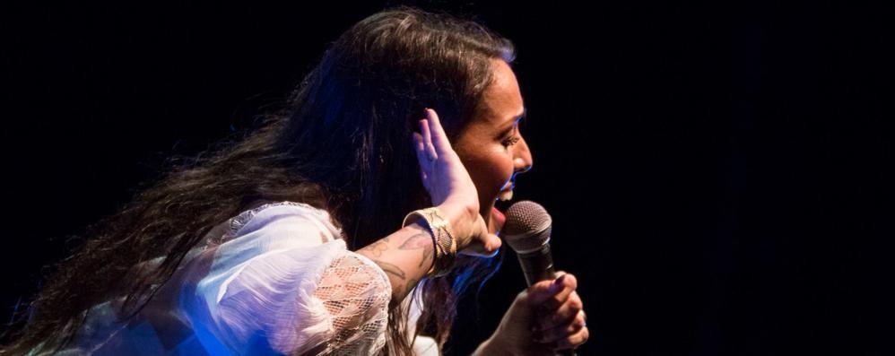 Lecco, un viaggio nella canzone italiana   Syria interprete delle voci di donna