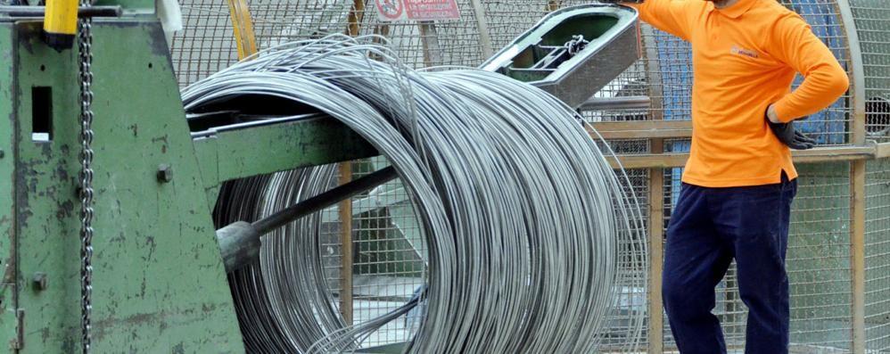 La filiera dell'acciaio   si è rafforzata