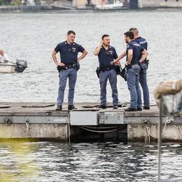 Identificata la donna nel lago  Una comasca di 75 anni