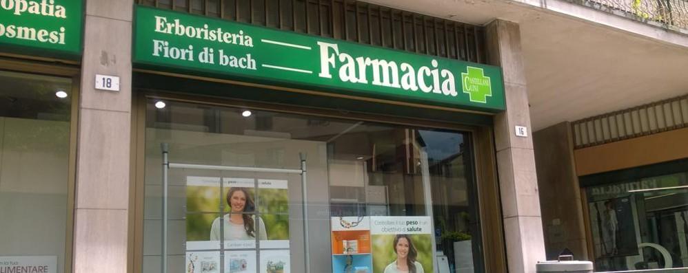 Rapina in farmacia a Bulciago  Due banditi fuggono con 500 euro