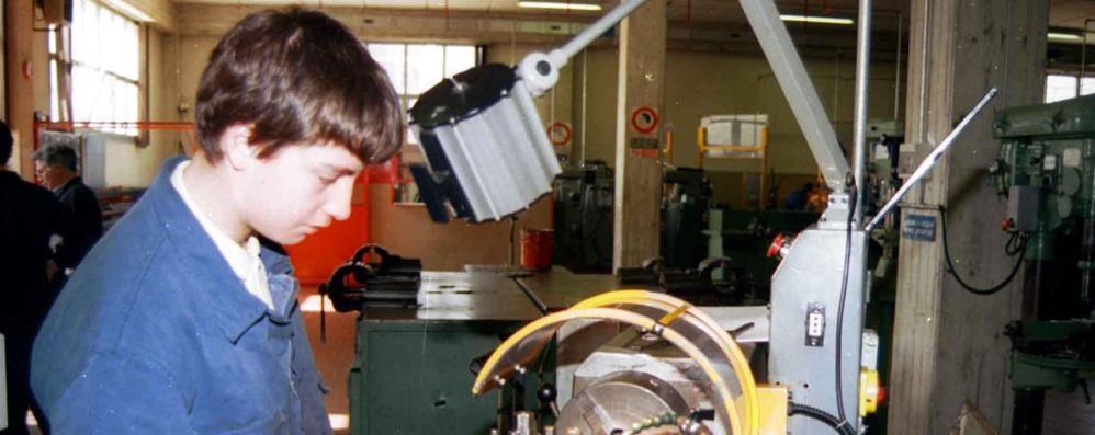 Industria: assunto un tirocinante   ogni cinque studenti
