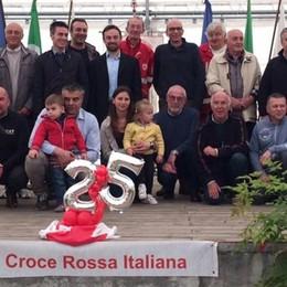 La Croce Rossa ha 25 anni   Olgiate, volontariato in crescita