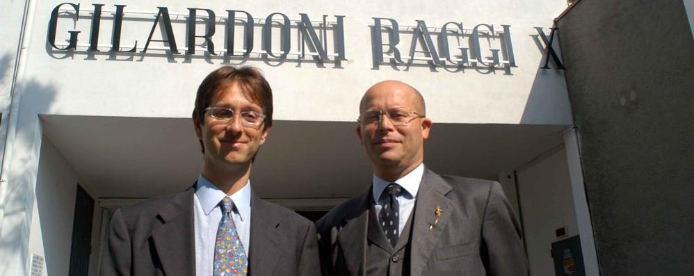 Gilardoni Raggi X Marco Taccani Presidente Cronaca Lecco