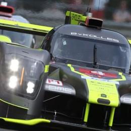 Bonanomi, questa è sfortuna   A Le Mans rompe dopo mezz'ora