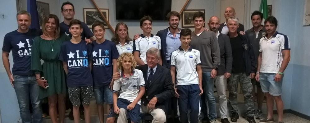 Canottieri Lecco, che famiglia  Premi alla fatica e ai successi