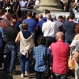 Troppo caldo, a Calolzio si sviene  Stop ai funerali di pomeriggio