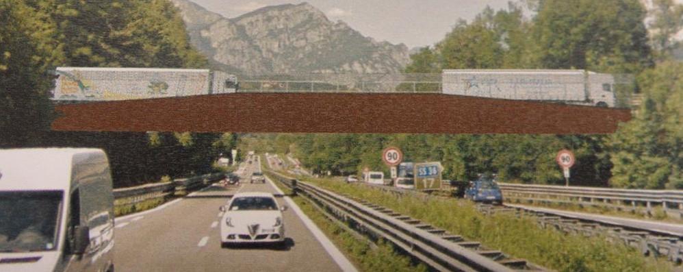 Il ponte da ricostruire sulla Statale 36   Appena annunciato e già ha ritardi