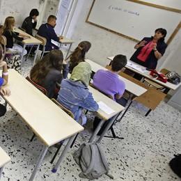 Lecco, tante le scuole  rimaste senza capo