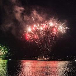 Festa patronale di Bellano  Brillano il cielo e il lago