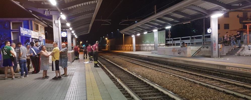 """Le ferrovie moltiplicano le telecamere  Dodici """"occhi"""" per vigilare sulla stazione"""