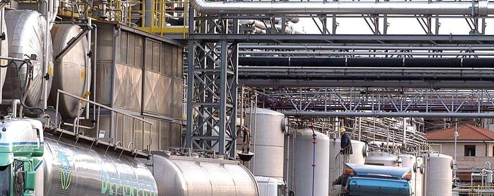 Bulciago, dopo dieci anni di bonifica  «Falda idrica e aria sono  contaminata»