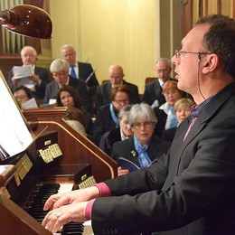 Concerto di Ferragosto a Moggio  Duo di flauto e organo