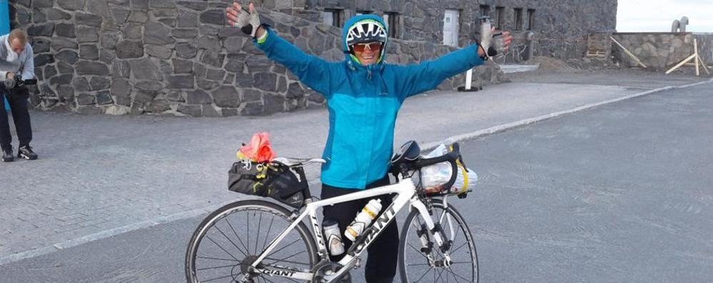 Steppo in bicicletta  da Catania a Capo Nord