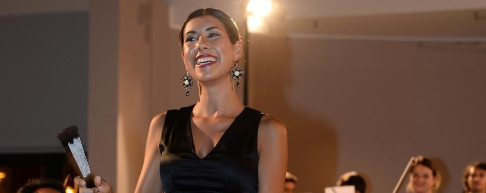 Galà della lirica , grande successo  del concorso canoro a Bellano