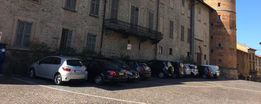 Ticket ridotto al Castello Prinetti  La sosta breve si pagherà in centesimi