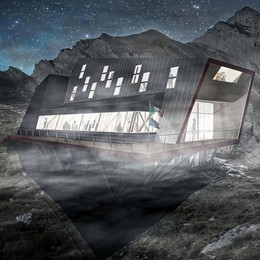 Un rifugio-museo  sulla Grignetta
