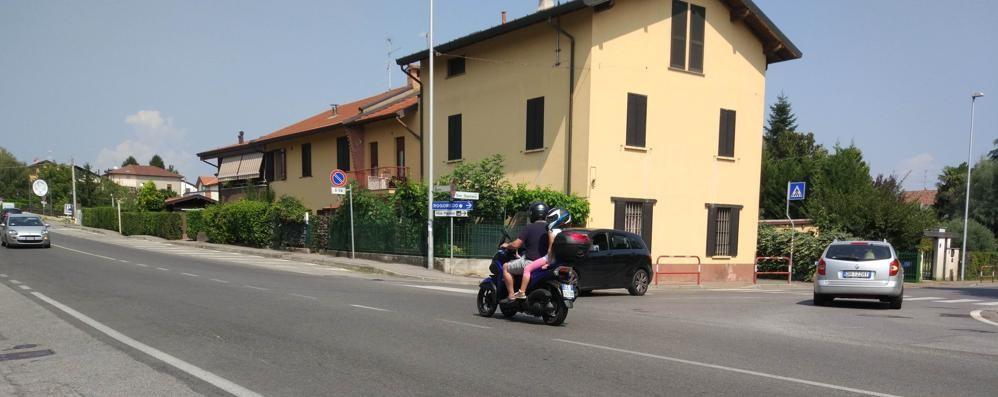 L'incrocio a Campofiorenzo è pericoloso  La rotonda è cara, tentati dal semaforo