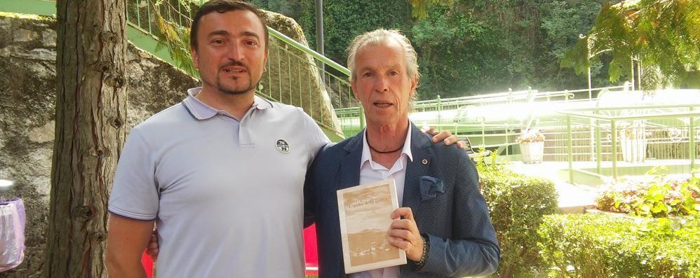 """All'Orrido Carlo Molteni  e la sua """"vecchia foto"""""""