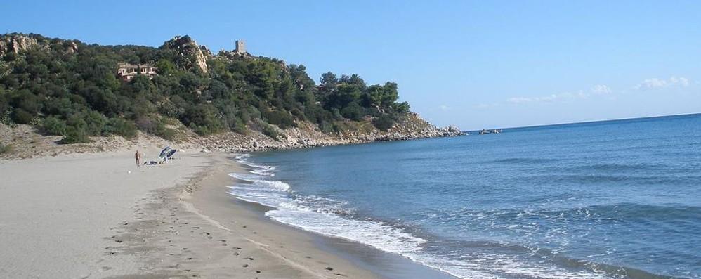 Sardegna, malore fatale  per una turista di Imbersago