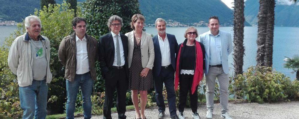 Tremezzina: Villa Balbianello  Sono numeri da primato