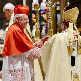 Nell'omelia dell'arcivescovo  i giovani e le loro speranze