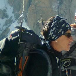 La montagna era il sogno di Alessandra  Domani mattina a Missaglia i funerali