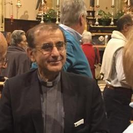 Onno, il saluto dell'arcivescovo Delpini