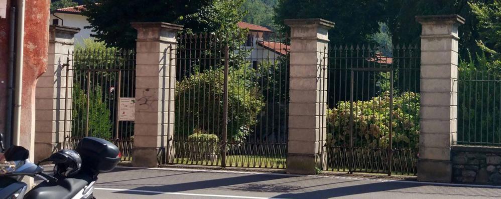 Parco chiuso senza preavviso  Il sindaco: «Riaprirà a breve»