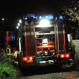 Anziano cade in casa e rimane a terra  Salvato dai pompieri
