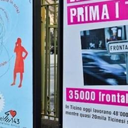 Canton Ticino, nuove regole sul lavoro  Stipendi troppo bassi: stop ai permessi