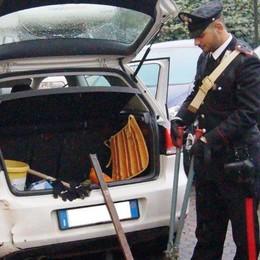 Furti nelle case in Brianza, chiesti sei anni  A processo il capo slavo dei nomadi