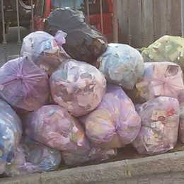 Galbiate, caos rifiuti, il sindaco bacchetta   «Errori di Silea e dei cittadini»