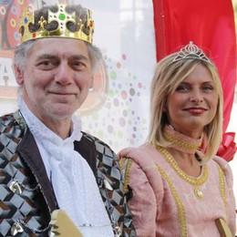 """Il Carnevalone si """"scalda""""  Il re è l'ex sindaco di Pasturo"""