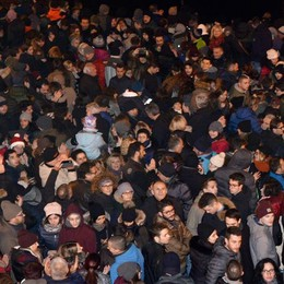 In seimila venerdì a Bellano  per una Pesa Vegia eccezionale